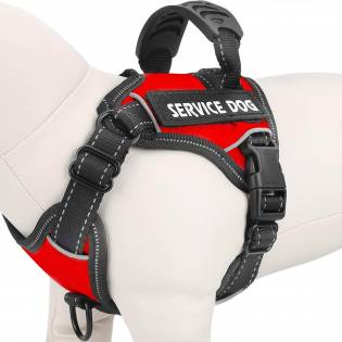 Vovodog Service Dog Harness