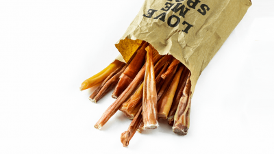 Bully Sticks for Dogs - Are They Safe