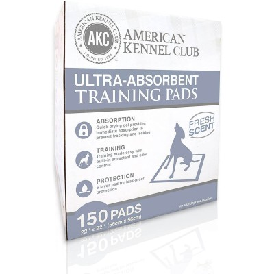 American Kennel Club Pet Training and Puppy Pads