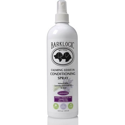 BarkLogic Dogs Leave in Conditioner & Detangling Spray