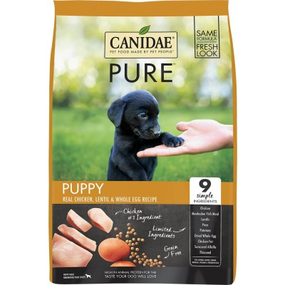 CANIDAE Grain-Free PURE Puppy