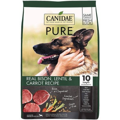 Canidae PURE Grain Free, Limited Ingredient Dry Dog Food