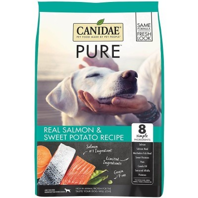 Canidae PURE Grain Free Limited Ingredient Dry Dog Food