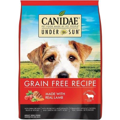 CANIDAE Under The Sun Grain-Free Dry Dog Food for Puppies