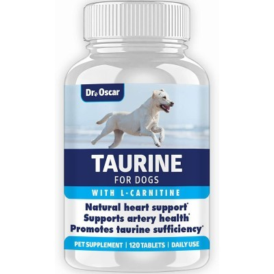 Dr. Oscar Taurine Supplement for Dogs