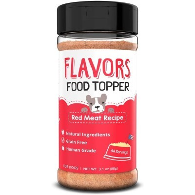 Flavors Food Topper and Gravy for Dogs