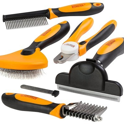 Friends Forever 6 in 1 Professional Pet Grooming Kit