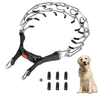 JGD1 Dog Prong Collar