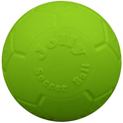 Jolly Pets Soccer Ball Dog Toy
