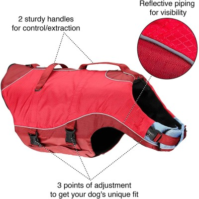 Kurgo Dog Surf n' Turf Life Jacket