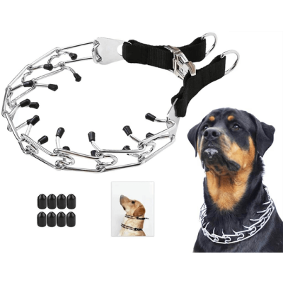 Mayerzon Dog Prong Training Collar