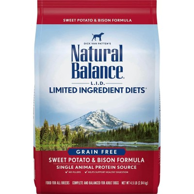 Natural Balance Limited Ingredient Diets