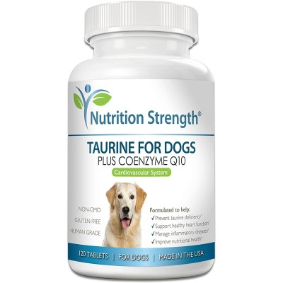 Nutrition Strength Taurine for Dogs