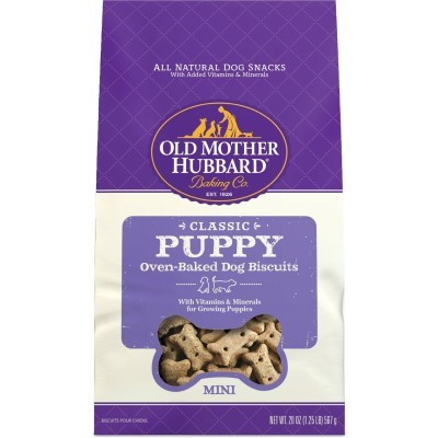Old Mother Hubbard Classic Puppy Biscuits