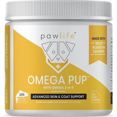 Omega Treats for Dogs