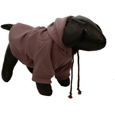 Pet Life Fashion Plush Cotton Hooded Dog Sweater