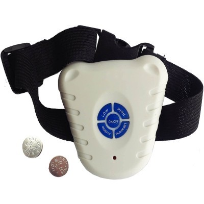 Pet Life Non-Shock Safe Anti-Bark Dog Collar