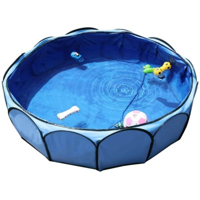 Petsfit Foldable and Portable Swimming Pool