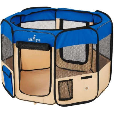 Portable playpen/crate by Zampa