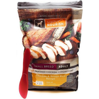 SIMPLY NOURISH Small Breed Adult Dry Dog Food
