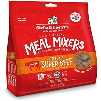 Stella & Chewy's Freeze-Dried Raw Meal Mixers