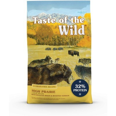 Taste of the Wild With Roasted Bison And Venison
