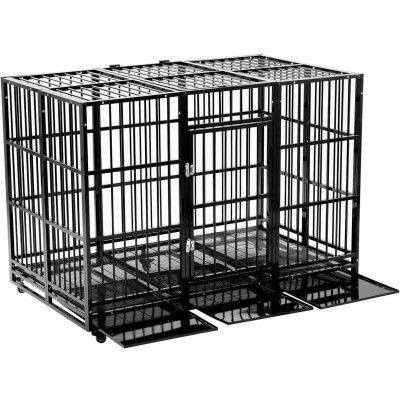 Walnest Dog Crate for Large Dogs