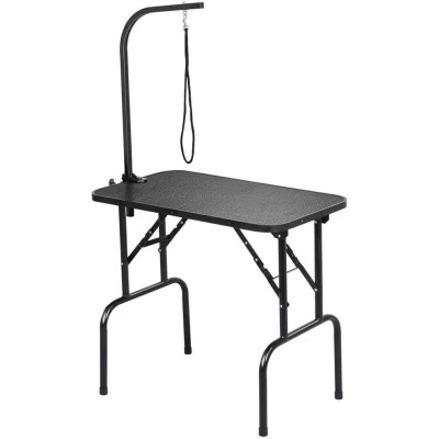 Yaheetech Foldable Grooming Table