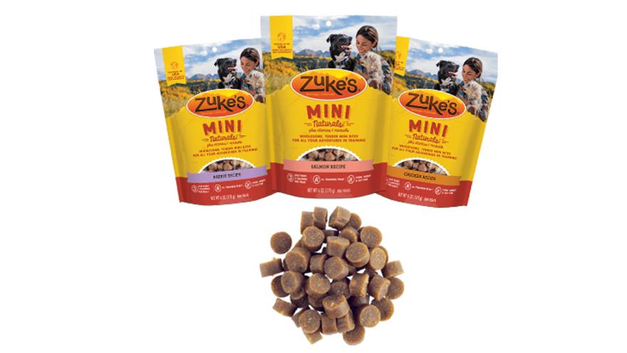 PRODUCT RECALL: Zuke's Mini Naturals Treats (All Flavors)